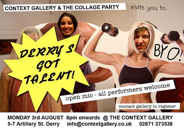 Paul Butler, Collage Party
