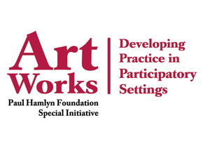 Artworks Conversations – Paul Hamlyn Foundation