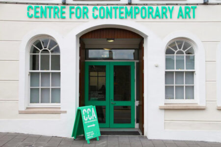 An update from CCA Derry~Londonderry