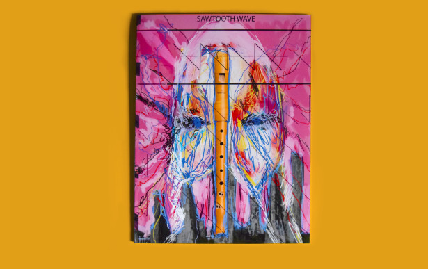 Benedict Drew: The Saw Tooth Wave Zine – SOLD OUT