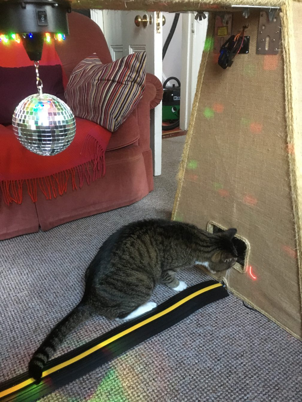 More Feline Mobile Disco dates added