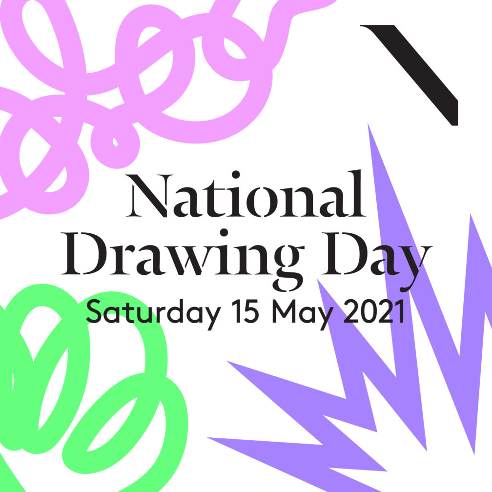 National Drawing Day 2021: 'Mud'