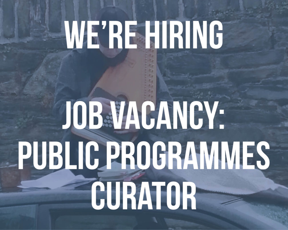 Join the team: Public Programmes Curator