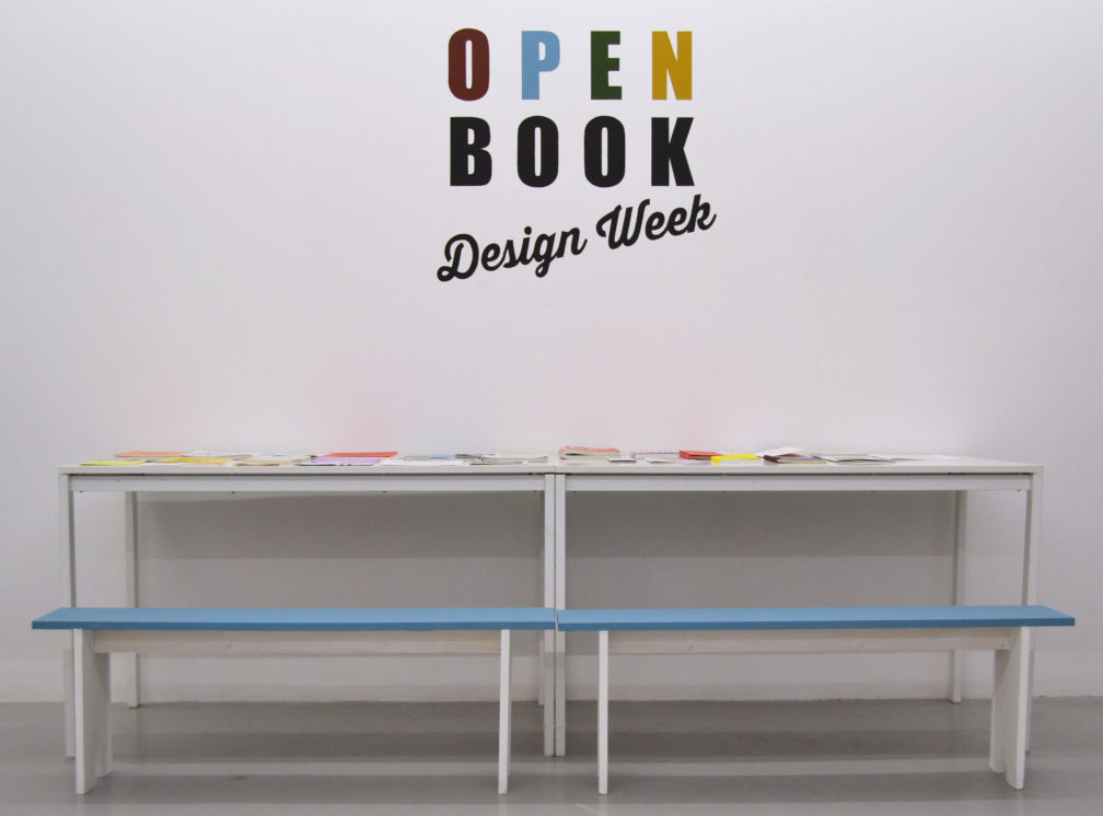 Open Book – Design Week