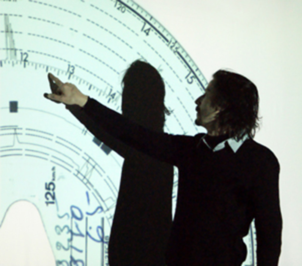 Open Core: A Lecture Performance by Julien Maire